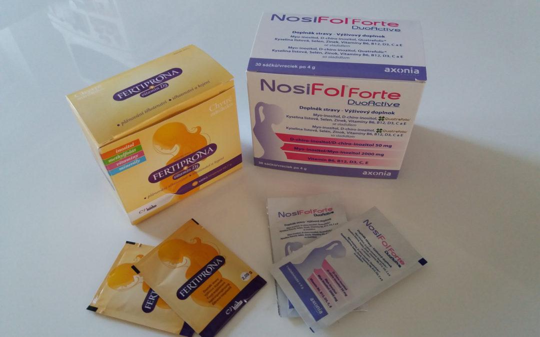 Jak si vybrat přípravek s inositolem?